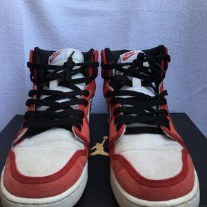 """""""Chicago"""" AJKO Air Nike Jordan 1's"""